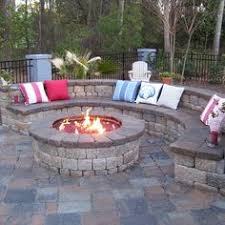 Contemporary Patio Designs With Fire Pit Amazing Outdoor Design Ideas To Models