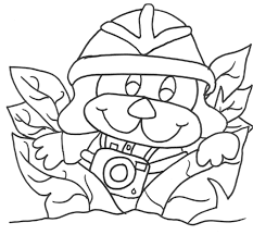 Small Picture Lovely Safari Coloring Page 80 For Coloring Site with Safari