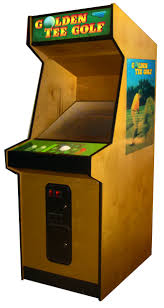 Golden Tee Cabinet Arcade Heroes Golden Tee Live 2009 Goes On Sale Aug 4th Shipping