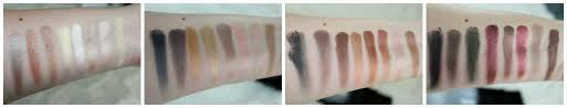 swatches flawless palette makeup revolution middot makeup revolution beyond