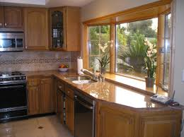 interior bay window kitchens contemporary kitchen plain with windows for jsxgl decorating intended 29 from