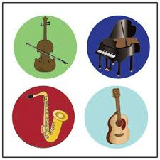 Incentive Stickers Musical Instruments Products