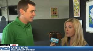 Wendi previews Arts & Hops | KMPH
