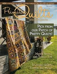 Fall 2017 - Primitive Quilts and Projects & Fall 2017 Adamdwight.com