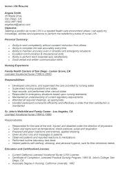 Lpn Resumes Templates Best Lpn Resume Cover Letter Sample Lpn Resume Clinical Experience Cover