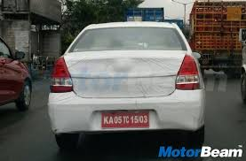 new car launches this yearNew Toyota Etios rear facelift spied ahead of launch this year
