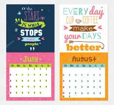 Good Calendar Quotes