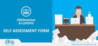 Online Hmrc Self Assessment Tax Return Forms
