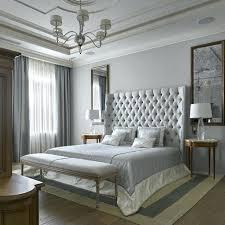 traditional master bedroom grey. Bedroom With Gray Walls Traditional Master Medium Tone Wood Floor And Brown Idea . Grey