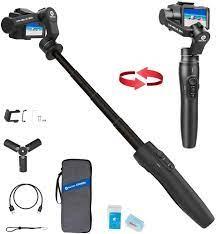 Verwendet Feiyu Vimble 2A Erweiterbar Gopro Action Kamera 3 Achse  Stabilisator Gimbal für GoPro Hero 8/7/6/5 Kamera mit Stativ tragen  Tasche|stabilizer handheld|stabilizer 3-axisstabilizer for gopro -  AliExpress
