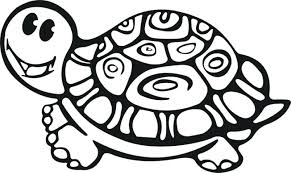 Ninja Turtles Coloring Pages To Print Free Red Eared Slider Turtle ...