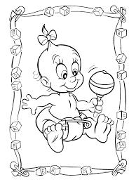 Speciale Dagen Geboorte Kleurplaat Animaatjesnl