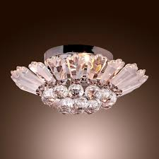 amusing swarovski crystal flush mount chandelier nerisa chrome semi lighting antique bronze