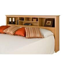 Sonoma Bedroom Furniture Prepac Sonoma Black King Headboard Bsh 8445 The Home Depot