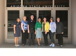 "Cynthia Lietz on Twitter: ""What a great day spending time with ⁦@UTSA⁩  First Lady Peggy Eighmy and team who are committed to supporting former  foster youth achieve a college degree! We ⁦@ASU⁩ ⁦@"