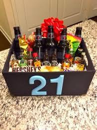 21st birthday present for the boyfriend