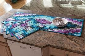 High Five Table Runner and Place Mat Quilt Pattern | Keepsake Quilting &  Adamdwight.com