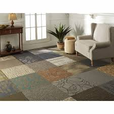 5 gallery interlocking sisal carpet