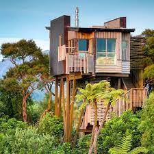 Hapuku Lodge Tree Houses Accommodations