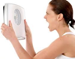 Stress boleh terjadi kerana masalah berat badan