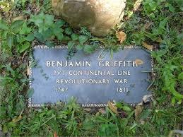 Benjamin Griffith, Sr (1747 - 1811) - Genealogy