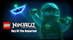 Is 'LEGO Ninjago: Masters of Spinjitzu: Day of the Departed ...