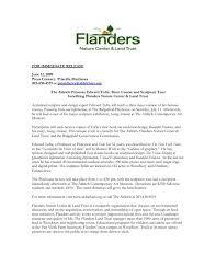 Edward Tufte - Flanders Nature Center
