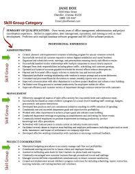 Sample Resume Skills Resume Skills Examples Sample Resume Laboratory