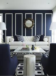 love navy blue walls especially in a dining room love the modern