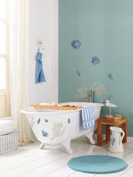 Beach Hut Decorative Accessories Coastal Bathroom Ideas HGTV 30