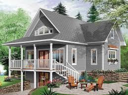 mountain home plans with walkout basement elegant waterfront house plans walkout basement circuitdegeneration of mountain home