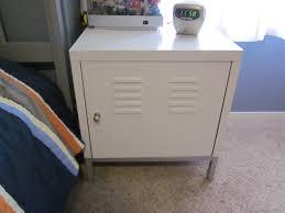 Vintage Locker Nightstand- something like this for Cameron's room