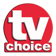 tv guide. tv choice tv guide