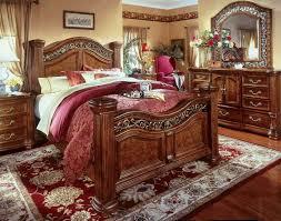 King bedroom sets ashley furniture - taihan