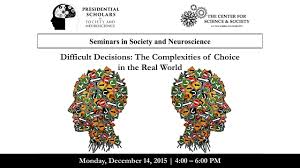 Alessandra Casella - Difficult Decisions: The Complexities of Choice in the  Real World - YouTube