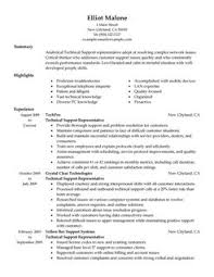 Computer Repair Technician Resume Update Tips Resume Computer