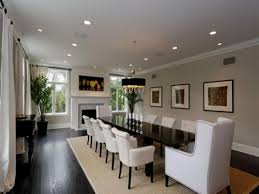 large dining room decorating ideas modern home interior design with nice dining rooms on