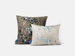 Other Kingdom Design Other Kingdom Crystalline Cushion Design Decorative