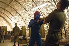 watch the x men days of future past clip from amazing spider man watch x men days future past post credits scene amazing spider man mystique jennifer lawrence