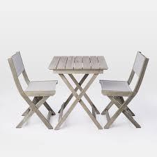 sc 1 st west elm image number 12 of folding bistro table set