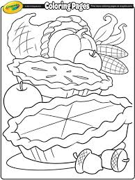 This coloring page was posted on saturday. Cornucopia Coloring Page Crayola Com