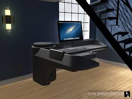 custom office furniture design. Custom Star Trek Desk Office Furniture And Themed Decor Design C