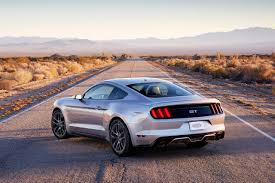 Ford Mustang 2015 model to lure more buyers