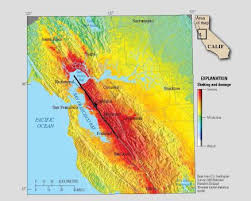 The earthquake wsas followed by several aftershocks later in the morning. Earthquake Warning Just How Bad Is Hayward Fault S Nightmare Scenario