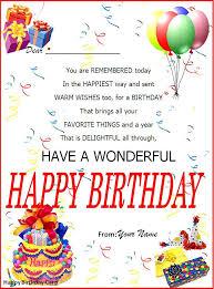 Birthday Cards Templates Word Birthday Card Word Rome Fontanacountryinn Com