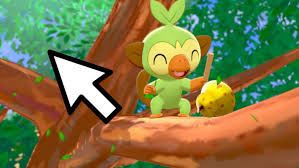 Mouse Cursor Spotted Moving Around In Pokemon Sword And Shield Ending  Credits