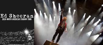 Ed Sheeran Rose Bowl Pasadena Ca Tickets Information