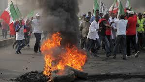 Image result for benin strike