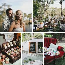 Backyard Wedding Diy
