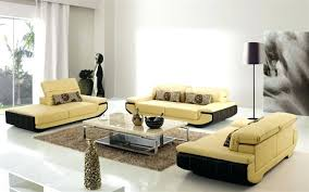 contemporary living room couches. Leather Sofa Set For Living Room Contemporary Sets With Yellow Modern  Couches E